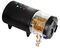 JUWEL AQUARIUM AUTO FISH FOOD FEEDER EASYFEED AUTOMATIC FLAKE PELLET TANK