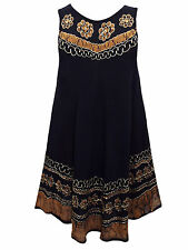 Viscose Hand-wash Only Casual Plus Size Dresses for Women