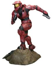 HALO 2 3 RED SPARTAN FIELD OF BATTLE KOTOBUKIYA ARTFX FIGURE STATUE MASTER CHIEF