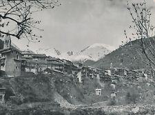ST MARTIN DE VÉSUBIE c. 1920 - Vue sur le Village  Alpes-Maritimes - DIV8678