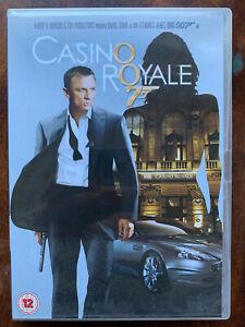Casino Royale DVD Daniel Craig as James Bond 007 2006 Movie Classic 1-Disc