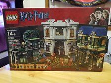 LEGO 10217: Harry Potter Set - Diagon Alley (brand new)