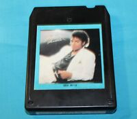 MICHAEL JACKSON ~ Thriller ~ RARE Rock 8 Track Tape TESTED Billie Jean ~ Beat It
