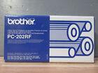 UK Verkäufer Pc-202rf Brother Kompatibel Doppelpackung Fax Rollen