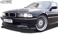 RDX Frontspoiler BMW 7er E38 Front Spoiler Lippe Vorne Ansatz