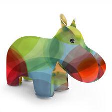 NEW Zuny Classic Hippo Kaleidoscope Bubble - Colourful > Classic