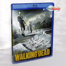 The Walking Dead 5ta Temporada - Blu-ray en ESPAÑOL LATINO Región Free A B C