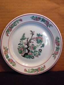 Vintage Shenango Restaurant Ware Indian Tree 9 Inch Plate