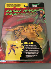 Transformers beast wars CHEETOR Brand new in blister Very Rare