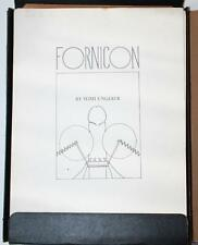 Tomi Ungerer Fornicon 1969 Book of 61 Plates First Print Rhinoceros Press