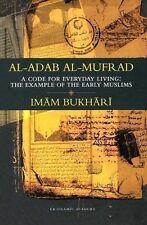 AL-ADAB AL-MUFRAD by Imam Bukhari (English)