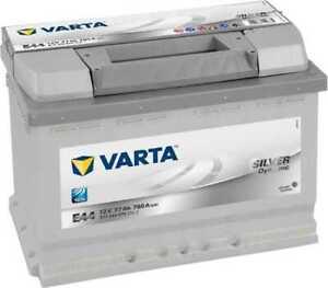 Batterie VARTA Silver Dynamic 77Ah / 780A (E44)