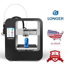 Longer Cube 2 Mini 3D Printer Portable Printer Entry Level for Kids Beginners