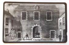 Jersey Rare Prison Card No 1 Charring Cross mint