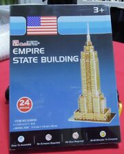 Puzzle 3D CubicFun cod S3003h EMPIRE STATE BUILDING USA S serie
