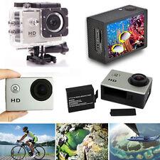 New 1080P HD Helmet Waterproof Sports DV Action Cam Camera DVR Video Camcorder
