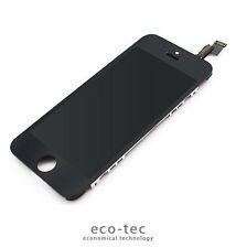 IPHONE 5S BLACK AAA HIGH QUALITY FULL FRONT TOUCH SCREEN GLASS LCD DIGITIZER