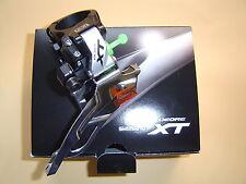 Shimano FD-M781 XT DynaSys 42T Umwerfer Dual Pull 34,9 31,8 28,6  3x10-fach OVP