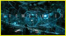 COFFRET COLLECTOR SET BLU RAY BLURAY PROMETHEUS STEELBOOK 3D LIKE NEW NO ALIEN