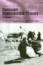 FEMINIST POSTCOLONIAL THEORY - SARA MILLS REINA LEWIS (PAPERBACK) NEW