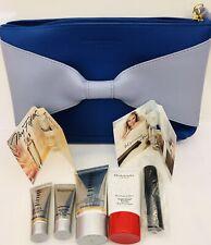 Elizabeth Arden Cream Skin Protectant Lipstick Original 8 PecSet Plus Blue Bag