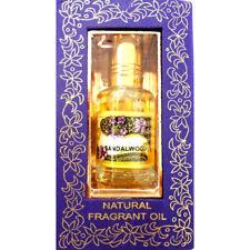 2 X 10 ml Song of India Natural Fragrant Perfume/Burner Oil - Precious Sandal