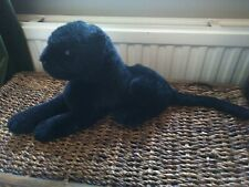 Black Panther Cat Soft Toy