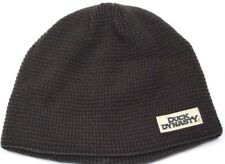 Duck Dynasty Reversible Waffle Knit Winter Hat Beanie Toque One Size Fits Most