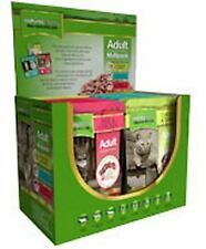 Natures Menu Cat Pouch Adult Multipack 100g  ( 12 Pack ) - 23042