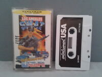 SINCLAIR ZX SPECTRUM LOS ANGELES SWAT ENTERTAINMENT 48K 128K +2