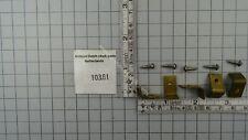 ORIGINAL WARMINK DIAL & CLOCKWORK FASTNERS FRIESIAN OR SCHIPPERTJE CLOCK