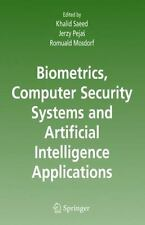 Biometrics, Computer Security Systems and Artificial Intelligence...