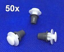 FOR VW Side Moulding Strip & Wheel Arch Trim Clips- Golf mk2, mk3, Jetta, Vento