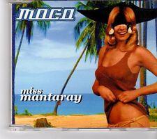 (FM296) Moco, Miss Mantaray - 2003 CD