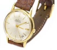 Orologio vintage Oro Zenith Stellina Automatic - Zenith Watch Automatic starlet