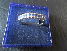 NEU: Wunderschöner Ring Harry Ivens Silber 925  Gr.20 (63) mit 10 Saphiren