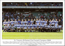 St Vincent`s All-Ireland Club Football Champions 2008: GAA Print