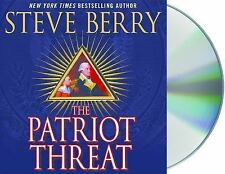 Cotton Malone: The Patriot Threat 10 by Steve Berry (2017, CD, Abridged)