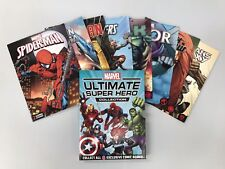 MARVEL 2016 Ultimate Super Hero Collection – Rare Uncirculated Set of 8