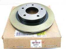 (1) NEW GENUINE OEM Ford F32Z-1125-AA Front Disc Brake Rotor