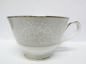Noritake Damask 5698 Cup vgc (no saucer) - 6 cups available