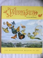 Fairyland in Art & Poetry illustrated by Richard Doyle (2001, Hardcover)