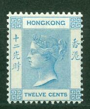 Hong Kong 1902, Victoria, SC# 46, MLH SCV $52, 3137