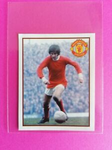 ⚽ George Best ⚽ Panini Manchester United 2006 #G
