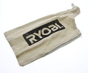 Ryobi Dust Bag 089240003084 for TSS100L TS1344L TS1142L TS1345L 089100113805
