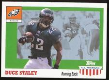 2003 Topps All American Duce Staley #34 Philadelphia Eagles