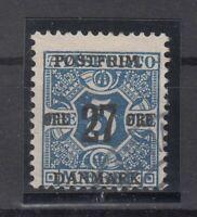 BG5868/ DENMARK – MI # 85X USED – CV 355 $