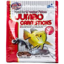 Hikari JUMBO CARNISTICKS 500g Fish Food Tropical Monster Fish Arowana Cichlid