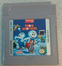 [Game Boy] Snow Brothers (CART ONLY) - *USED*