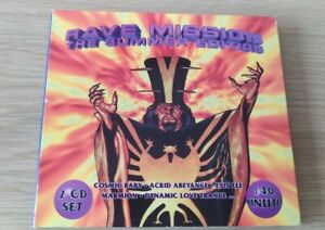 2xCD Rave Mission The Summer Edition Acid Traxx Trance  Sub Terranean 1994